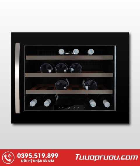 Tủ ướp rượu Malloca MWC22G-1-org
