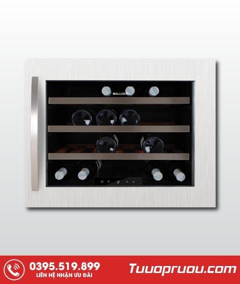 tủ ướp rượu vang maloca MWC20BG