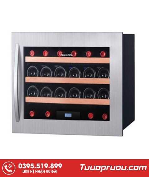 Tủ ướp rượu Malloca MWC22G-org