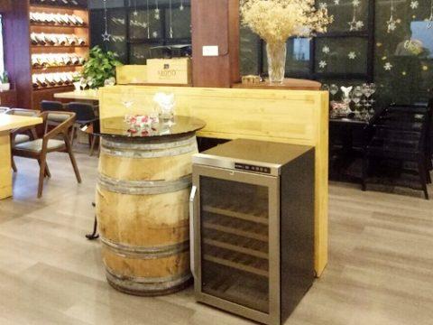 Tư vấn mua tủ ướp rượu Kadeka ở đâu tốt tại Hà Nội