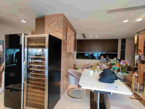 Tham khảo ngay mẫu Tủ ướp rượu Kadeka cao cấp