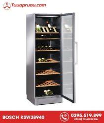 Tủ ướp rượu vang Bosch KSW38940